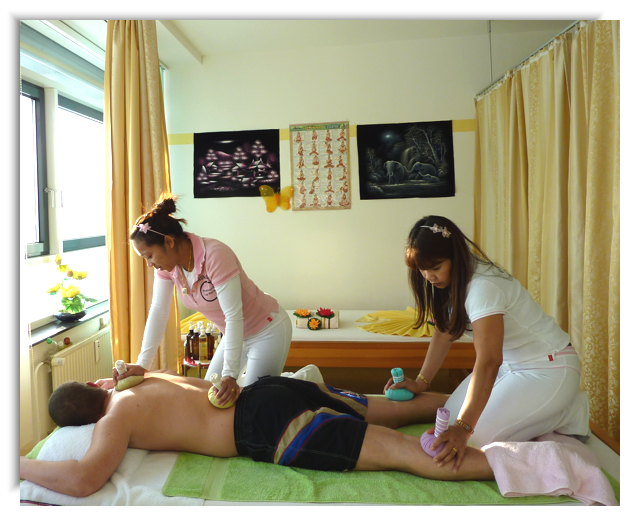 Philailux Traditionelle Gesundheits - Thaimassage Berlin
